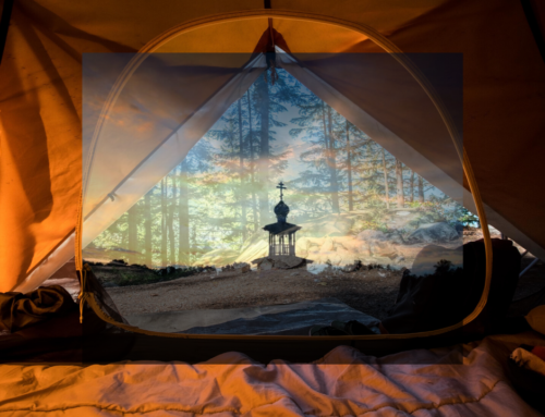 Camping at Russian Chapel Hills